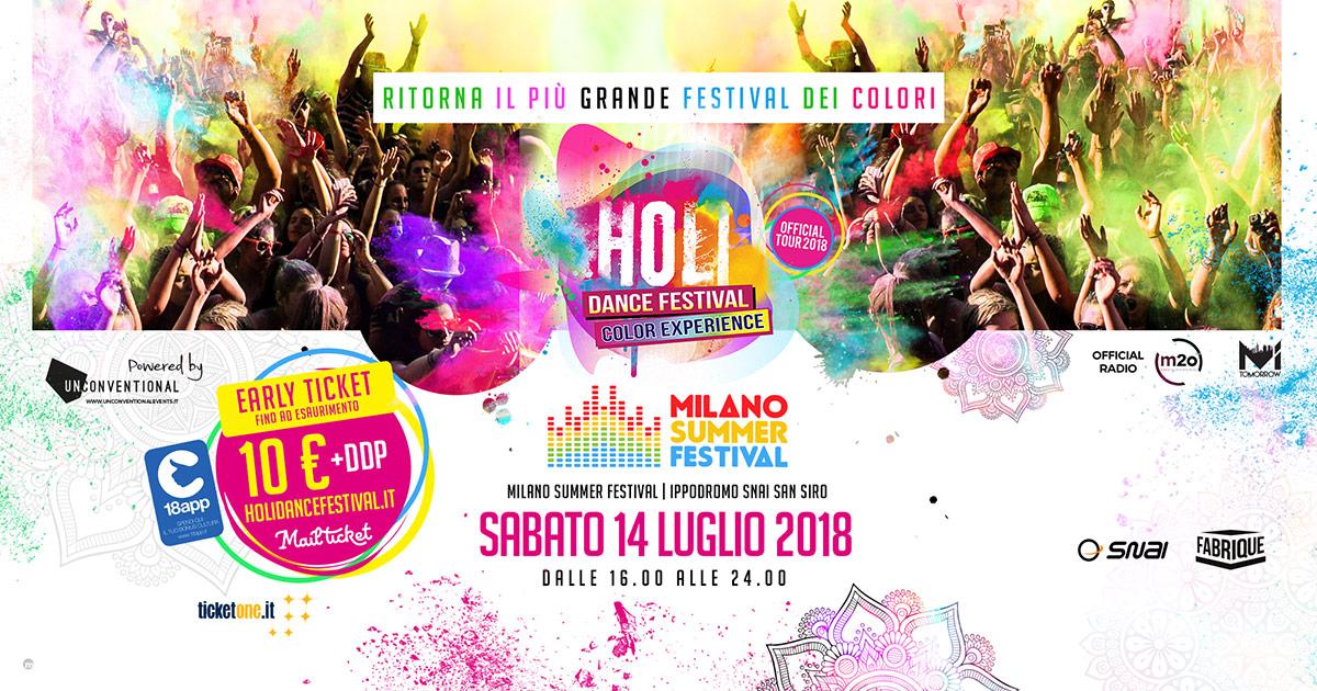Holi Milano