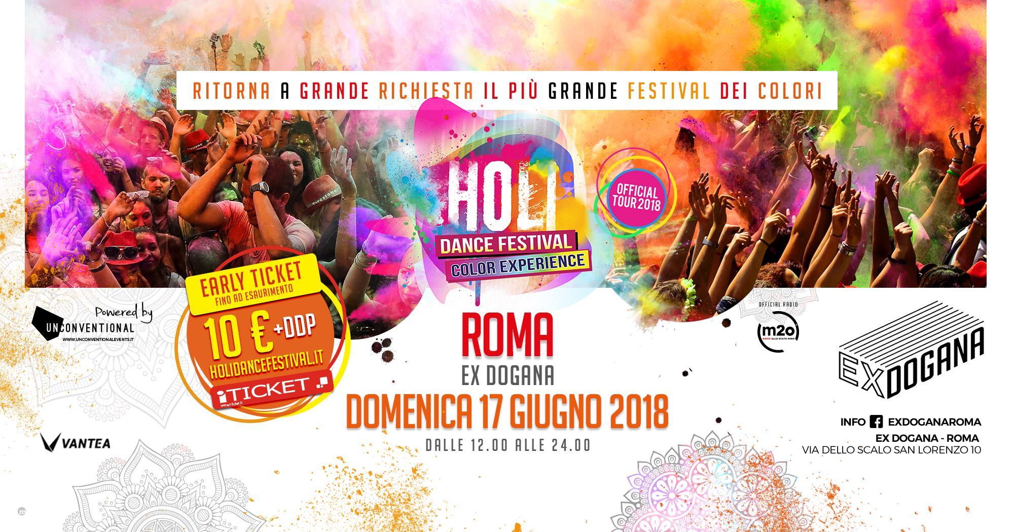 Holi Roma